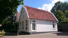Renovatie woonhuis Dorpsplein sloten